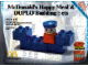 Set No: 1919  Name: McDonald's Happy Meal & Duplo Building Sets polybag