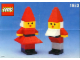 Set No: 1980  Name: Santa's Elves polybag