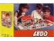 Set No: 200  Name: LEGO Town Plan Board, UK / Australian Cardboard Version