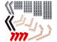 Set No: 2000705  Name: Mindstorms Education (LME) Replacement Pack 6