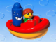 Set No: 2098  Name: Bathtime Boat (Tug Boat Tommy)
