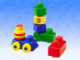 Set No: 2103  Name: Busy Builder Starter Set