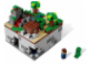 Set No: 21102  Name: Minecraft Micro World (LEGO Ideas) - The Forest