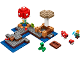 Set No: 21129  Name: The Mushroom Island