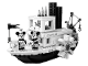 Set No: 21317  Name: Steamboat Willie