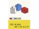 Set No: 222  Name: 1 x 1 Bricks