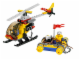 Set No: 2230  Name: Helicopter and Raft