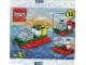 Set No: 2250  Name: Advent Calendar 2000 (Day 13) Boat