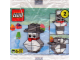 Set No: 2250  Name: Advent Calendar 2000 (Day  2) Snowman