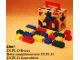 Set No: 2306  Name: Supplementary Bricks
