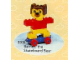 Set No: 2331  Name: Barney, The Skateboard Bear