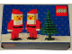 Set No: 245  Name: Two Santas and Tree