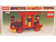 Set No: 252  Name: Locomotive with Driver & Passenger