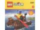 Set No: 2537  Name: Extreme Team Raft
