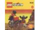 Set No: 2540  Name: Fright Knights Catapult Cart