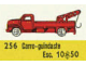 Set No: 256  Name: 1:87 Bedford Tow Truck