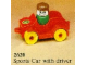 Set No: 2620  Name: Sports Car