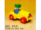 Set No: 2621  Name: Tractor