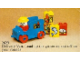 Set No: 2623  Name: Delivery Truck