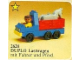 Set No: 2628  Name: Horse Transport
