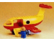 Set No: 2641  Name: Jumbo Plane