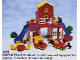 Set No: 2658  Name: Fire Station