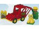 Set No: 2661  Name: Animal Transporter (Zoo Keeper)