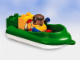 Set No: 2684  Name: Dinghy