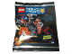 Set No: 271609  Name: Fiery Bat foil pack