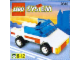 Set No: 2880  Name: Open-Top Jeep