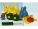 Set No: 2910  Name: Dumper Truck (Payloader)