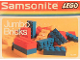 Set No: 300  Name: Jumbo Bricks