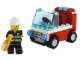 Set No: 30001  Name: Fireman's Car polybag