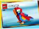 Set No: 30021  Name: Parrot polybag