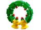 Set No: 30028  Name: Wreath polybag