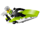 Set No: 30031  Name: World Race Powerboat polybag