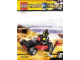 Set No: 30032  Name: World Race Buggy polybag
