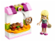 Set No: 30113  Name: Stephanie's Bakery Stand polybag