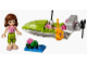 Set No: 30115  Name: Jungle Boat polybag
