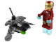 Set No: 30167  Name: Iron Man vs. Fighting Drone polybag