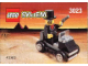 Set No: 3023  Name: Slyboot Car