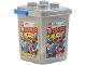 Set No: 3025  Name: 25th Anniversary Silver Bucket