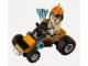 Set No: 30253  Name: Leonidas' Jungle Dragster polybag