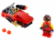 Set No: 30293  Name: Kai Drifter polybag