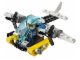 Set No: 30346  Name: Prison Island Helicopter polybag