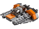 Set No: 30384  Name: Snowspeeder - Mini polybag