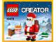 Set No: 30478  Name: Santa Claus polybag