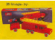 Set No: 305  Name: Fire Engine