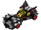 Set No: 30526  Name: The Mini Ultimate Batmobile polybag