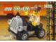 Set No: 3055  Name: Adventurers Car